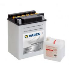 Мото аккумулятор Varta FreshPack Funstart YB14-B2 514014014 A510