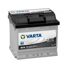 Аккумулятор Varta  Blakc Dynamic B 20  45a/h