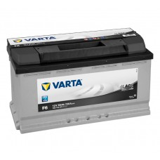 Аккумулятор Varta  Blakc Dynamic F6 90a/h